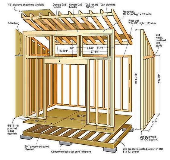 Shed Plans 8x10 Archives Storage Shed Plans