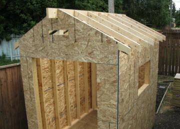 Shed Building Tips Storage Shed Plans