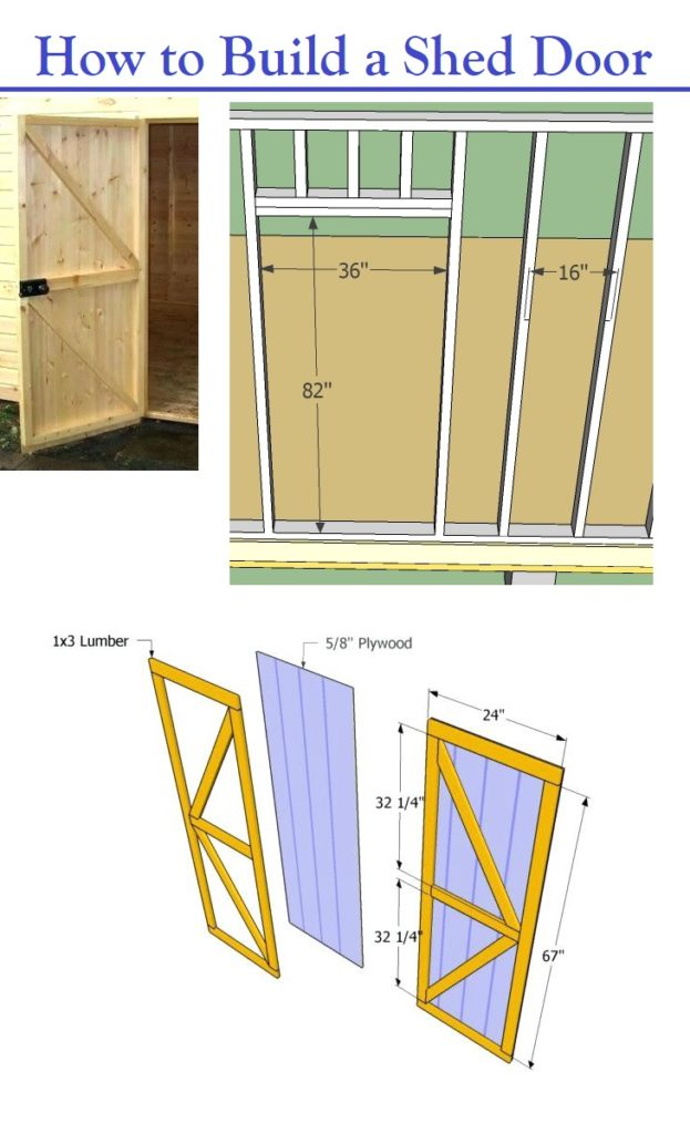 How To Build A Small Shed Archives Storage Shed Plans